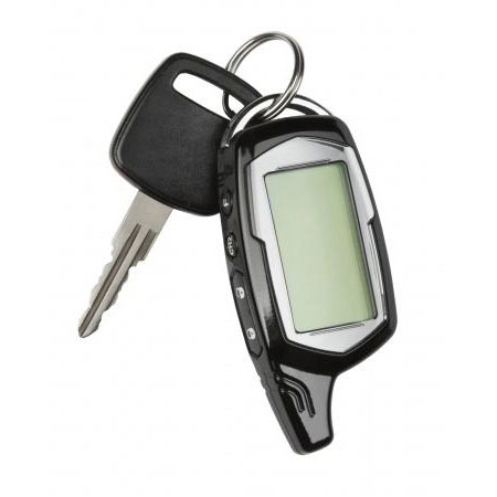 lcd screen key fob