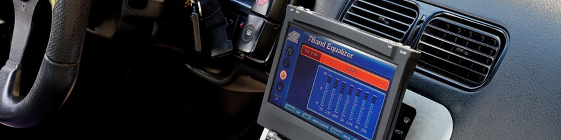 vehicle sound equalizer