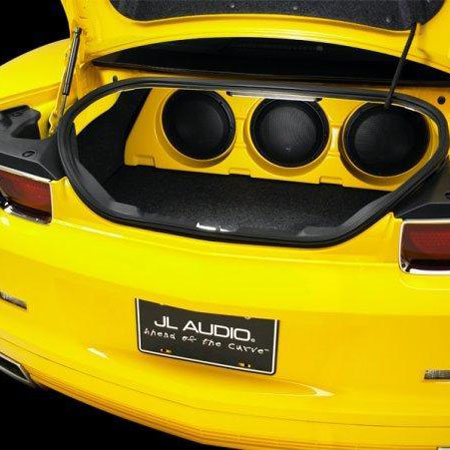 Camero subwoofers