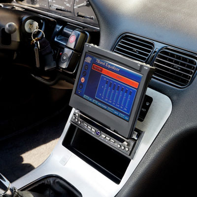 vehicle sound equalizer