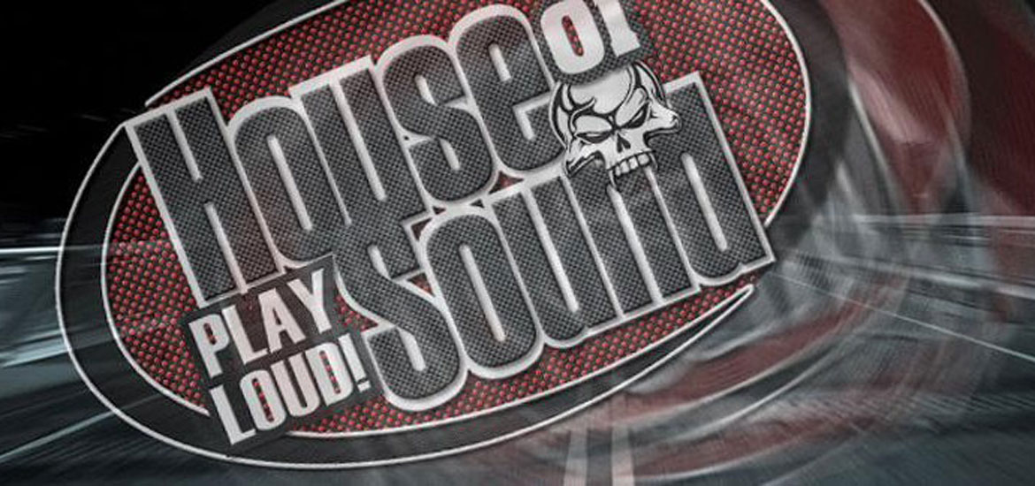 house of sound slider